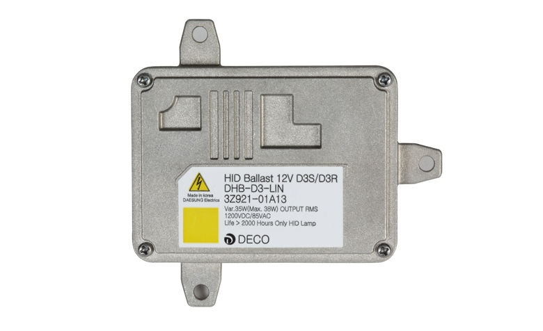 HID BALLAST full view