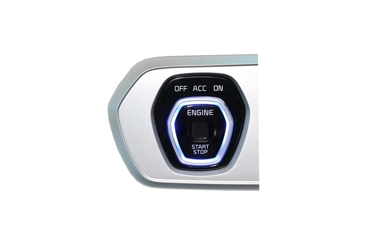 Fingerprint Identification Start Switch